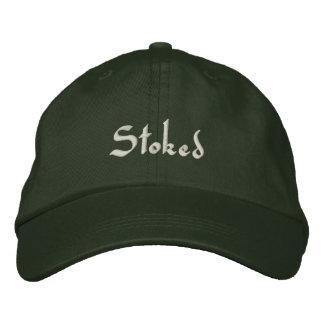 Stoked Baseball cap