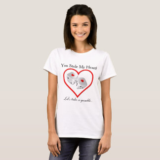 Stole My Heart - Gamble Shirt