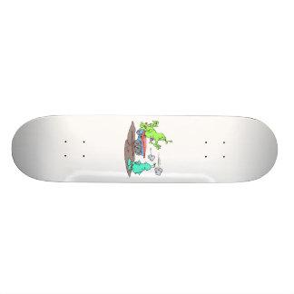 Stolen rover skateboard deck