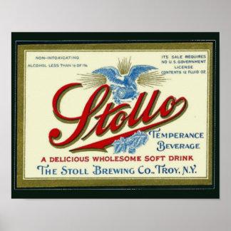 Stollo Vintage Prohibition Ad Posters
