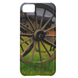 Stom over the Battlefield iPhone 5C Covers