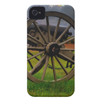 Stom over the Battlefield iPhone 4 Case-Mate Cases