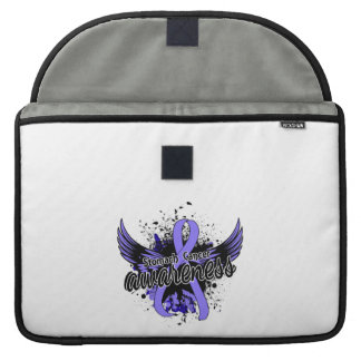 Stomach Cancer Awareness 16 MacBook Pro Sleeve