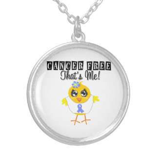 Stomach Cancer - Cancer Free That's Me Necklaces