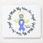 Stomach Cancer God Made My Hero An Angel Mousepads