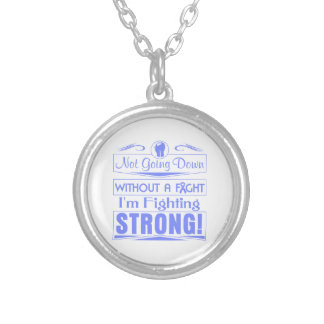 Stomach Cancer I Am Fighting Strong Custom Jewelry