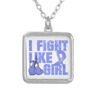 Stomach Cancer I Fight Like A Girl Grunge Jewelry