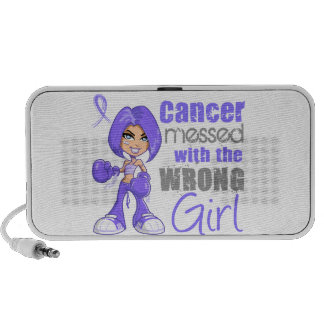 Stomach Cancer Messed With Wrong Girl png Mp3 Speaker