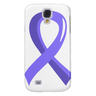 Stomach Cancer Periwinkle Ribbon 3 Samsung Galaxy S4 Covers