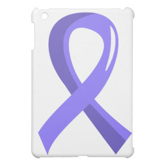Stomach Cancer Periwinkle Ribbon 3 iPad Mini Case