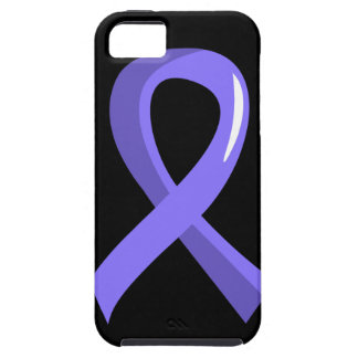 Stomach Cancer Periwinkle Ribbon 3 iPhone 5 Case