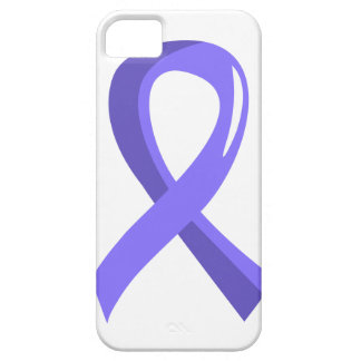 Stomach Cancer Periwinkle Ribbon 3 iPhone 5 Cover