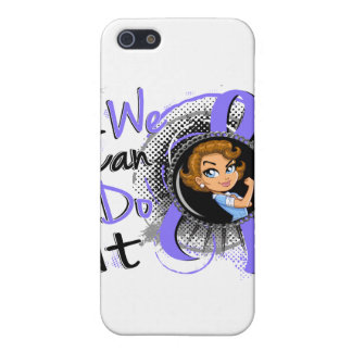 Stomach Cancer Rosie Cartoon WCDI.png iPhone 5 Cover