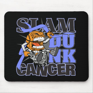 Stomach Cancer - Slam Dunk Cancer Mouse Pad