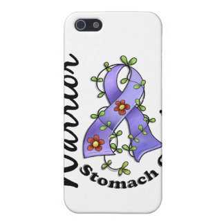 Stomach Cancer Warrior 15 Cover For iPhone 5/5S