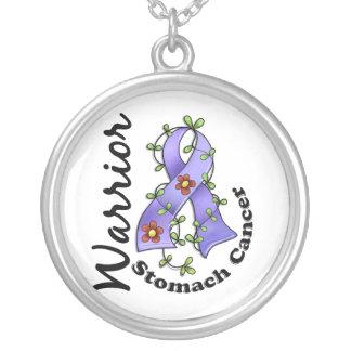 Stomach Cancer Warrior 15 Necklace