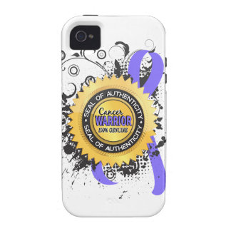 Stomach Cancer Warrior 23 iPhone 4/4S Cases