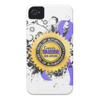 Stomach Cancer Warrior 23 iPhone 4 Cases
