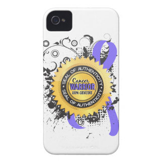 Stomach Cancer Warrior 23 iPhone 4 Covers