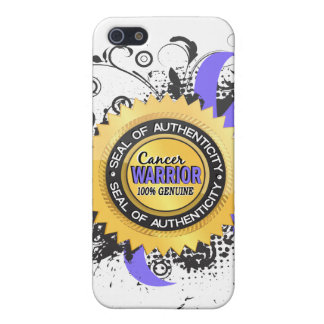 Stomach Cancer Warrior 23 iPhone 5 Cover