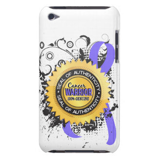 Stomach Cancer Warrior 23 iPod Case-Mate Cases