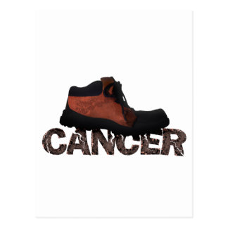 Stomp Out Cancer - Multi Products Postcard