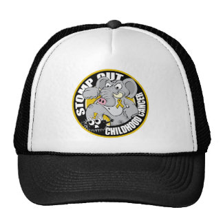 Stomp Out Childhood Cancer Cap