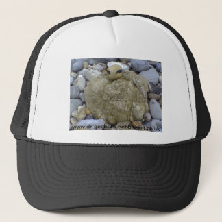Stone Alien Trucker Hat