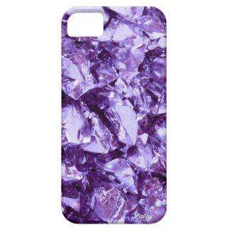Stone amethyst barely there iPhone 5 case