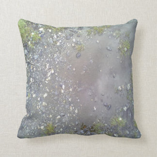 Stone and water cushion