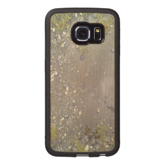 Stone and water wood phone case