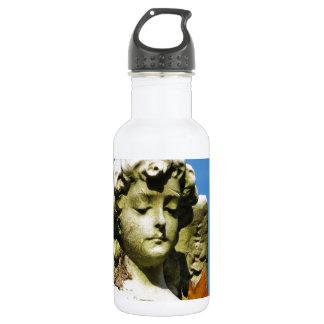 Stone angel 532 ml water bottle