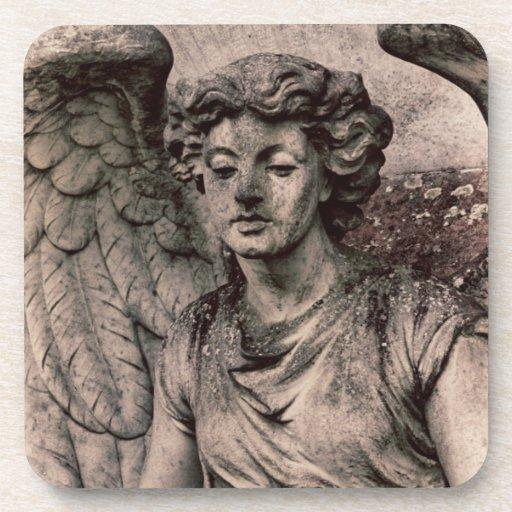 Stone Angel Coaster