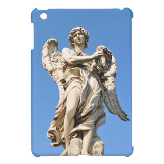 Stone angel in Rome, Italy Case For The iPad Mini