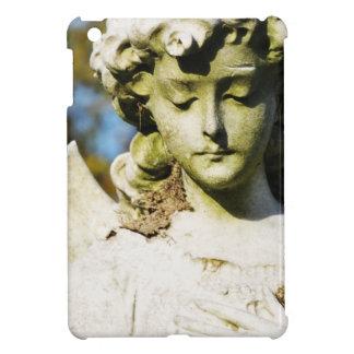 Stone angel iPad mini case