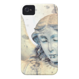 Stone angel portrait Case-Mate iPhone 4 case