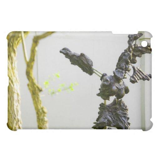 Stone Angel Statue iPad Mini Cases