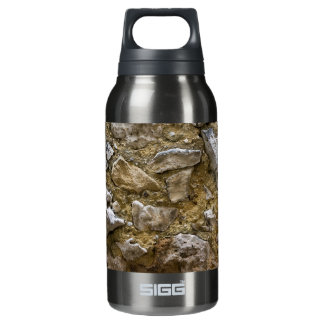 Stone Art Designed Insulated Water Bottle