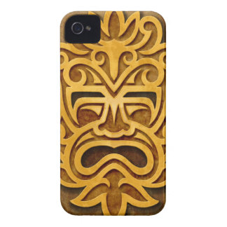 Stone Aztec Mask full Blackberry Bold Covers