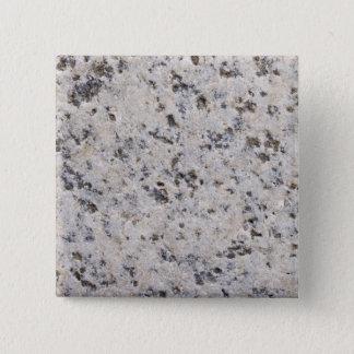 Stone Background - Slate Rock Customized Template 15 Cm Square Badge