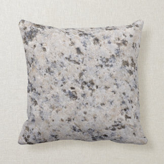 Stone Background - Slate Rock Customized Template Cushion