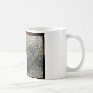 stone basic white mug