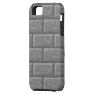 Stone Brick Voxel Case For The iPhone 5
