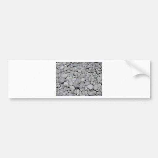 Stone Bumper Sticker