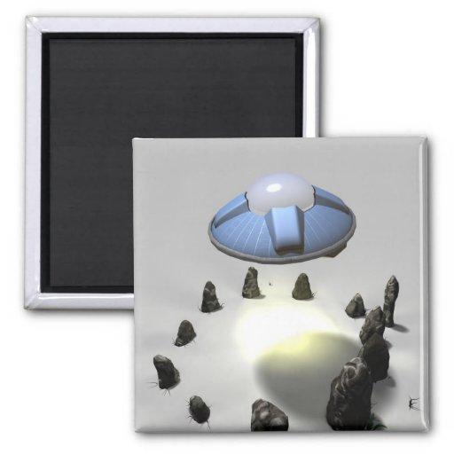 Stone Circle Visitors Magnet