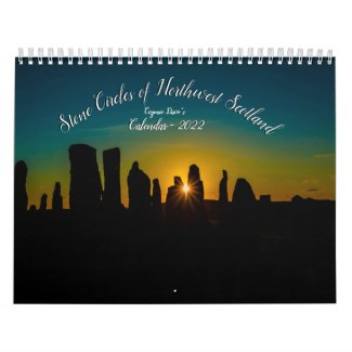 Stone Circles of Northwest Scotland Calendar