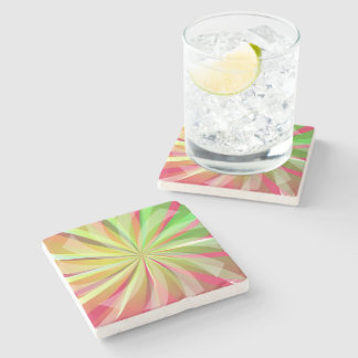 Stone Coaster - Multicolor