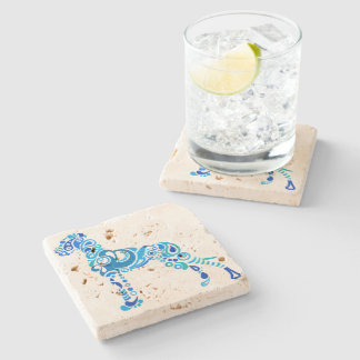 Stone Coaster with square images