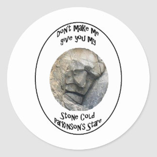Stone Cold Parkinson s Stickers