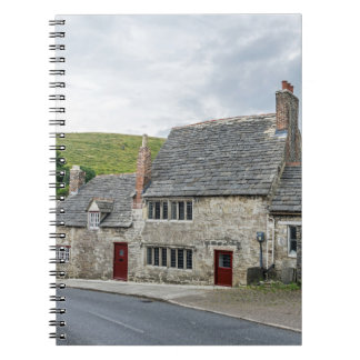 Stone cottages notebook